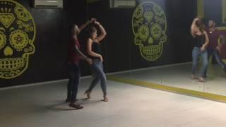 bachata sensual / grupo extra - bailemos