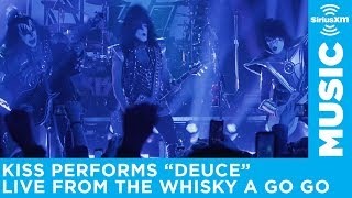 "KISS perform ""Deuce"" live from the famed Whisky A Go-Go"