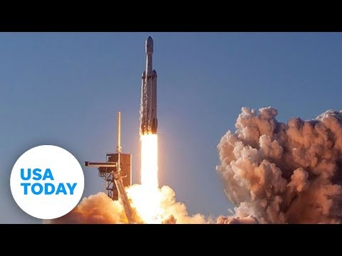 SpaceX Falcon 9 launch from Cape Canaveral Air Force Station