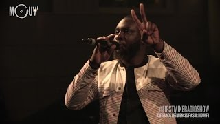 """ABOU DEBEING : """"Taçatwa"""" @ First Mike Radio Show Live #3"""