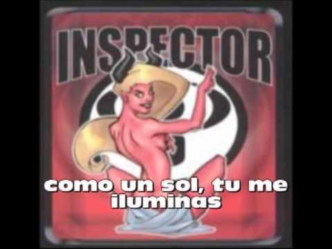 Como Un Sol de Inspector Letra y Video