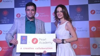Sussanne joins hands with fashion school - Bollywood Country Videos