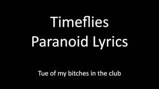timeflies paranoid