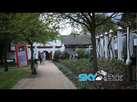 Skybok: Simonsig Wine Estate (Stellenbosch, South Africa)