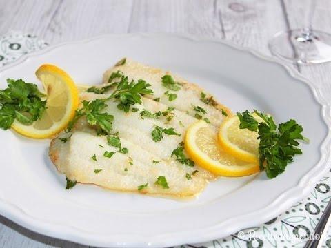 Come Fare Il Pesce Persico Alla Mugnaia Guide Di Cucina