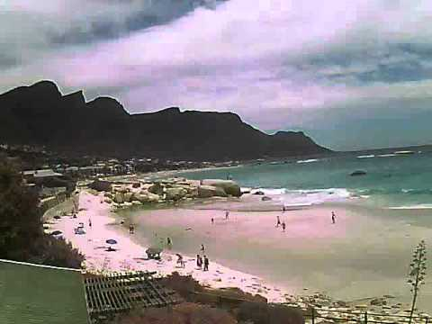 Timelapse Video – Glen Beach & Camps Bay – 31/12/2010