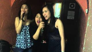 Nanghihinayang (Girlfriends Live 2015) Pinoy Madrid Bar