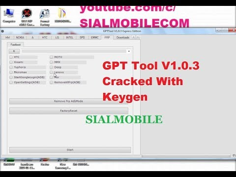 Download thumbnail for GPT Tool V1 0 3 Cracked With Keygen remove