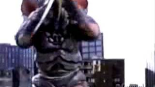 LessThanSane  Power Rangers Music Video