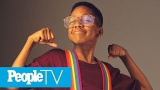"""Did I Do That?"": Jaleel White On How That Became His Go-To Catchphrase 