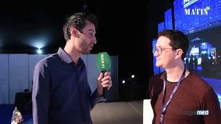 Logismed 2019 : Déclaration de Mehdi Alaoui, CEO La Factory