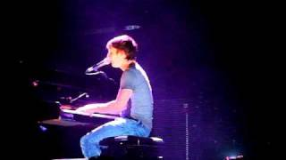 James Blunt - Goodbye my lover live [Hamburg, 28.3.11]