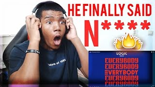 LOGIC - EVERYBODY (AUDIO) -  REACTION!! (Logic - Everybody Titletrack)