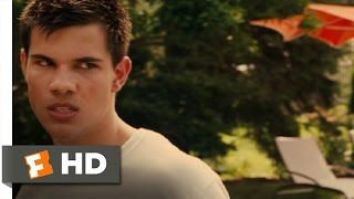 Abduction (1/11) Movie CLIP - Hit Me! (2011) HD