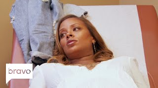 Married To Medicine: RHOA's Eva Marcille Is Treated By Dr. Jackie (Season 6, Episode 2) | Bravo