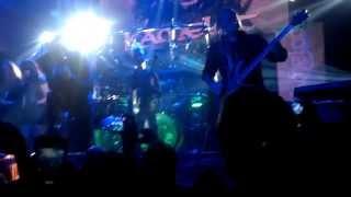 Kamelot - My Confession Live NYC 2013 ft. Eklipse