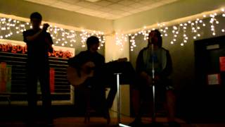 Cold (Live Acoustic) Crossfade Cover