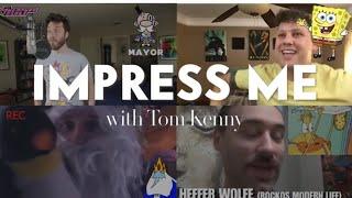 Tom Kenny (SpongeBob) Reviews Impressions of His Voices   Vanity Fair Reaction
