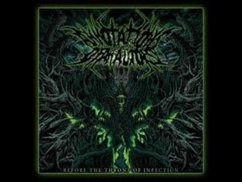 Years Of Disgust de Annotations Of An Autopsy Letra y Video