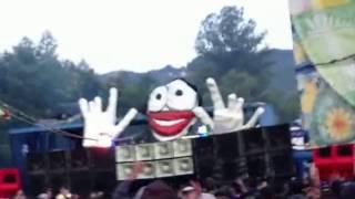 Dep KK live @ Old Dirty Sounds Party - KernelPanik - Cirkus Alien - Lapardé - Nemesis (6.7.2013)