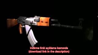 AK 47 sound effect ( ak47 keleş ses efekti )