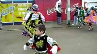 Baile en la Tirana