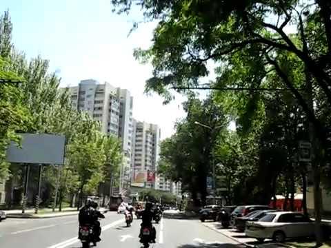 Donetsk: Main Street