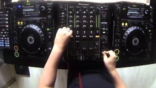 DJ Tips : CDJ/DJM -- Echo Loop
