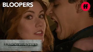 Shadowhunters   Bloopers Season 2, Part 1   Freeform