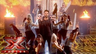 Ben Haenow sings The Beatles' Come Together | Live Week 8 | The X Factor UK 2014