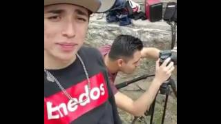 Maniako grabando video //me hases soñar \\
