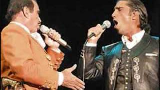 Alejandro y Vicente Fernandez - Mujeres Divinas