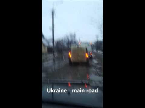 The dreaded border Poland/Ukraine