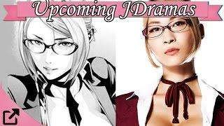 Top 10 Upcoming Japanese Dramas 2015 #01