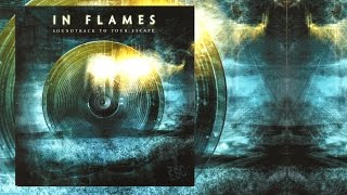 In Flames - The Quiet Place // AUDIO w/ ON SCREEN LYRICS // CD QUALTY // 1080pHD