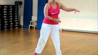 Dance Fitness - She makes me go by Arash feat. Sean Paul