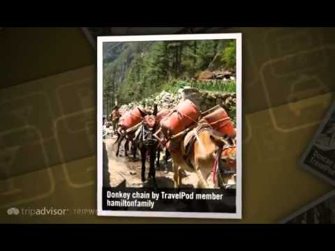 """Into Thin Air – trekking in the Himalayas"" Hamiltonfamily's photos around Everest Region, Nepal"