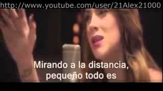 Martina Stoessel - Libre Soy Karaoke Con Letra! ♥