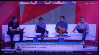 """Comentarista da ESPN abre vídeo """"troll"""" com áudio do gemido"""