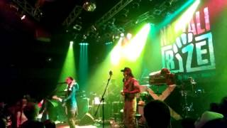 Nattali Rize - one people- live prague 12.4.2017