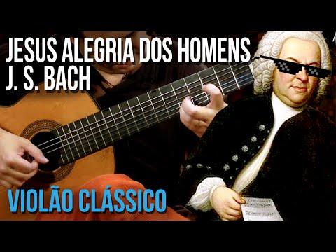 Johann Sebastian Bach - Jesus, Alegria dos Homens