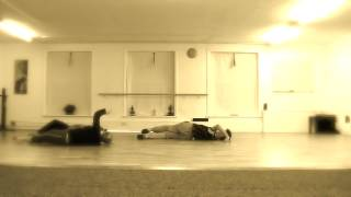 Beginners Contemporary dance class - Passenger - Let her go
