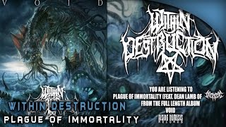 WITHIN DESTRUCTION - PLAGUE OF IMMORTALITY (VOID)
