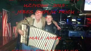 MALI AMER - 2015 - Uskoro Novi Album - Jebes suplju pricu
