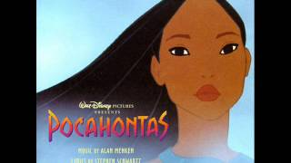 Pocahontas OST - 14 - I'll Never See Him Again (Instrumental)