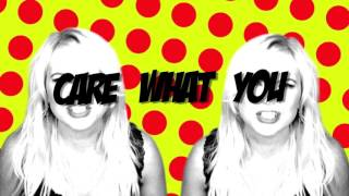 The Dollyrots - Just Because I'm Blonde (Official Lyric Video)