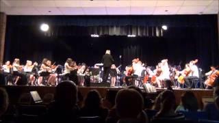Sleeping Beauty Waltz - NWR 7th & 8th Grade Orchestra