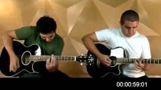 Falando Sério - João Bosco e Vinícius Extras (aula de violão).avi