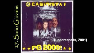 PG2000! - Sono Giovane (live) (Casinista!, 2001)