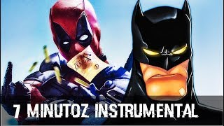 Instrumental - Batman VS. Deadpool | Torneio de Titãs (7 Minutoz)